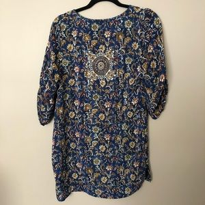 Tolani Dresses - Tolani Silk Sasha Paisley Tunic